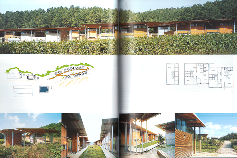 Megacity network contemporary Korean Architecture. 2007