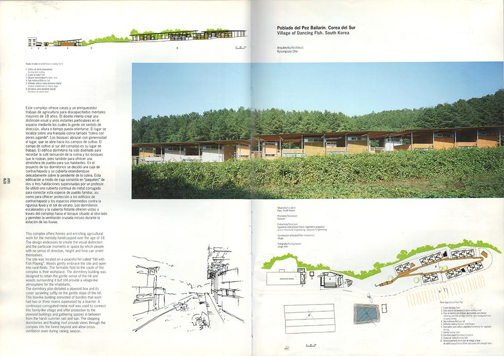via arquitectura climas climates. April. 2006